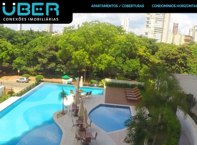 websites - Criação do site Über Imobiliária