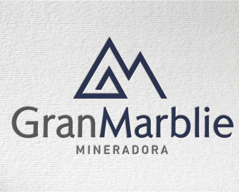 logotipos - Gran Marblie