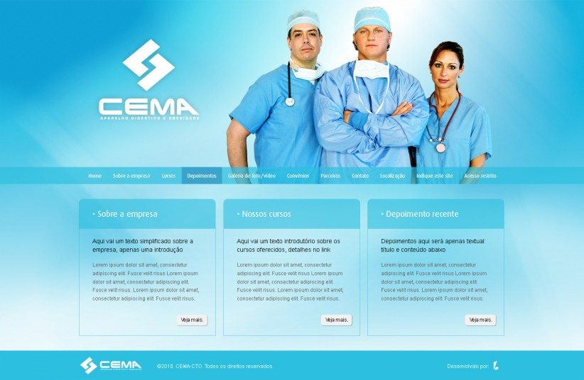 websites - Cema CTO