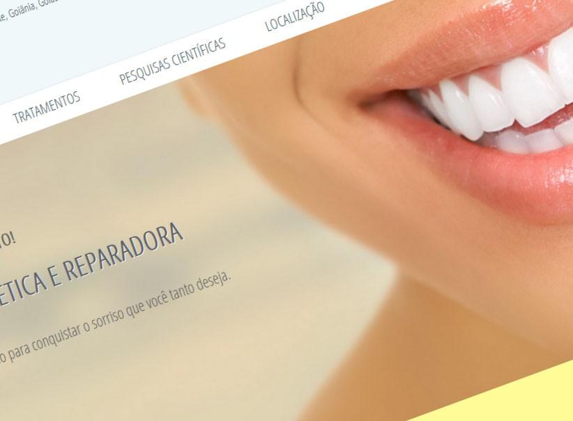 websites - Criação Site Elisandra Gava