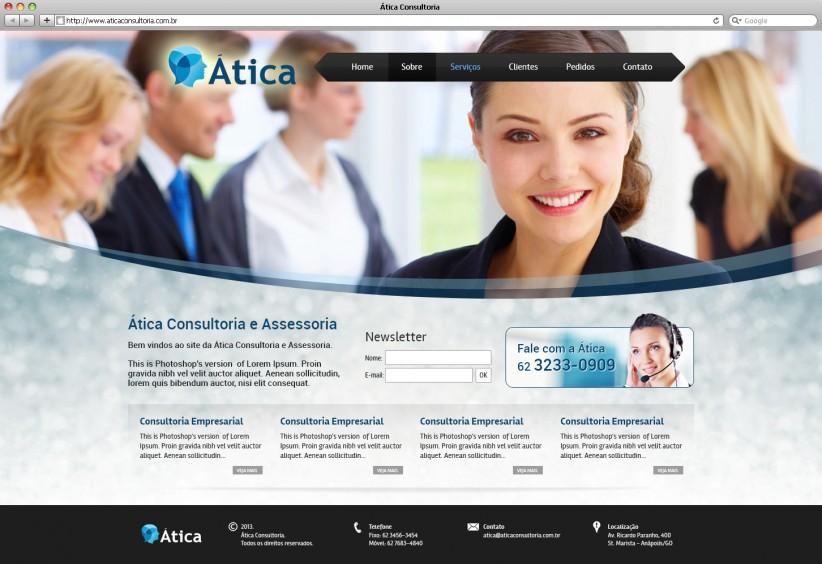 websites - Ática Consultoria
