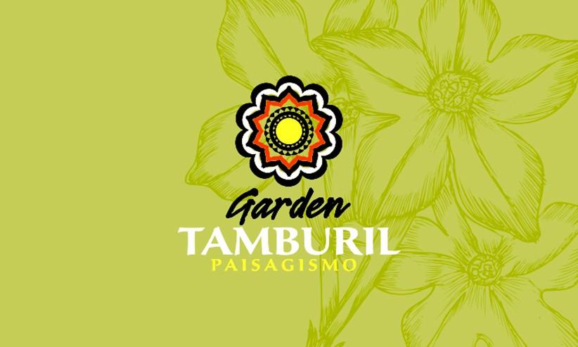 logotipos - Garden Tamburil