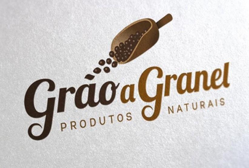 logotipos - Grão a Granel